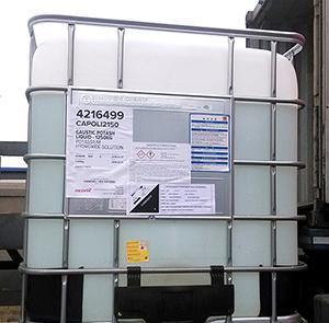 Potassium Hydroxide Liquid(KOH) 48%